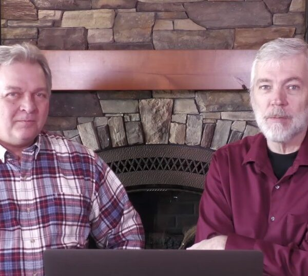 Episode 2: Fireside chats with Michael Van Vlymen and Dr. Bruce Allen